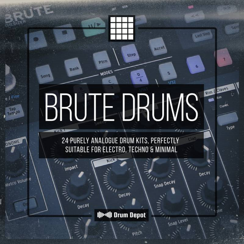 Drum Depot - Brute Drums