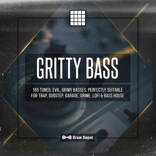 Drum Depot - Gritty Bass