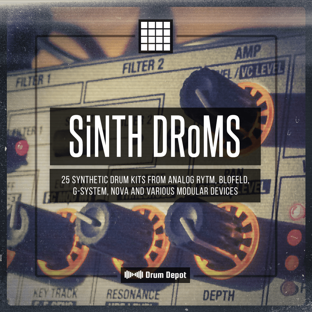 Drum Depot - SiNTH DRoMS