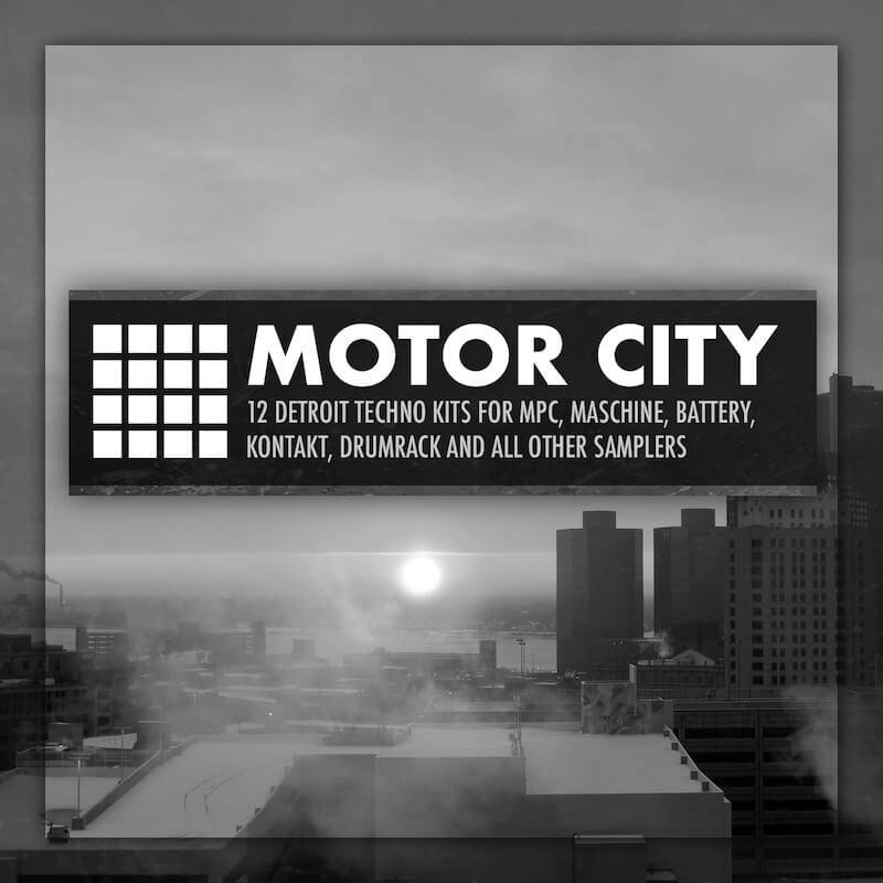 Drum Depot: Motor City - Techno from Detroit
