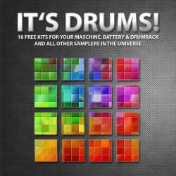 04.01.2015 Free Drumkits - something for the producers